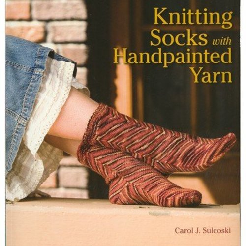 Knitting Socks with Handpainted Yarn -  ()