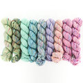 Koigu KPPPM Painter's Fade Palette Pack - Happy Angel (HAPP)