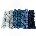 Koigu KPPPM Painter's Fade Palette Pack - Midnight Dreams (MIDN)