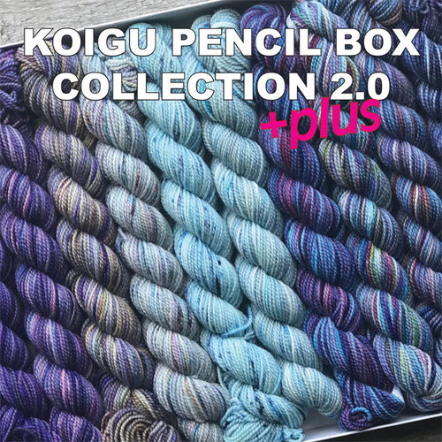 Koigu Pencil Box Collection 2.0 eBook -  ()