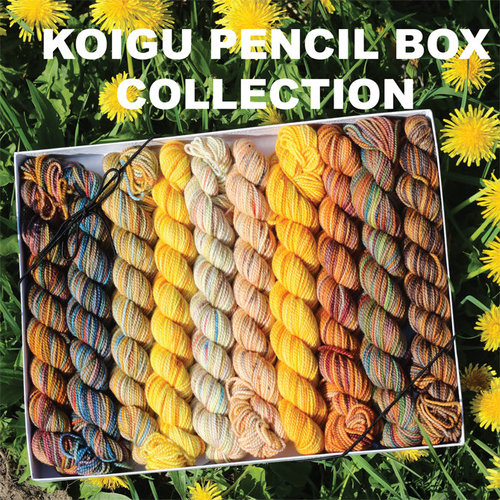 Koigu Pencil Box Collection eBook -  ()