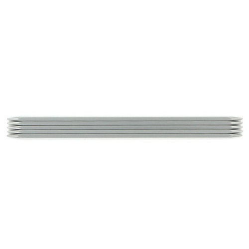 """Kollage 6"""" Square Double Pointed Needles - US 1-2.25mm (1)"""