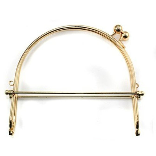 """Lacis Snap Purse Frame, 8"""" with Loops -  ()"""