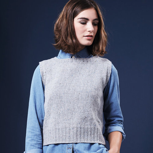 Lamana 08/08 Sleeveless Sweater PDF -  ()