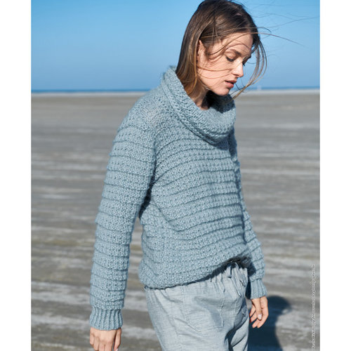 Lana Grossa 16 Pullover in Lala Berlin Lovely Cashmere PDF -  ()