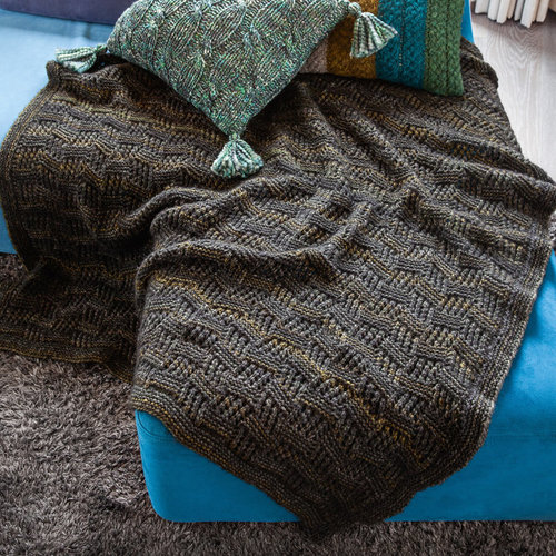 Lana Grossa 32 Blanket in Piuma PDF -  ()