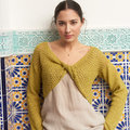 "Lana Grossa Design 29 Pullover Kit in Ecopuno - 35.5"" (1)"