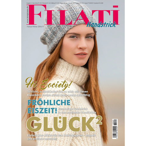 Lana Grossa Filati Handknitting Issue 65 PDF -  ()