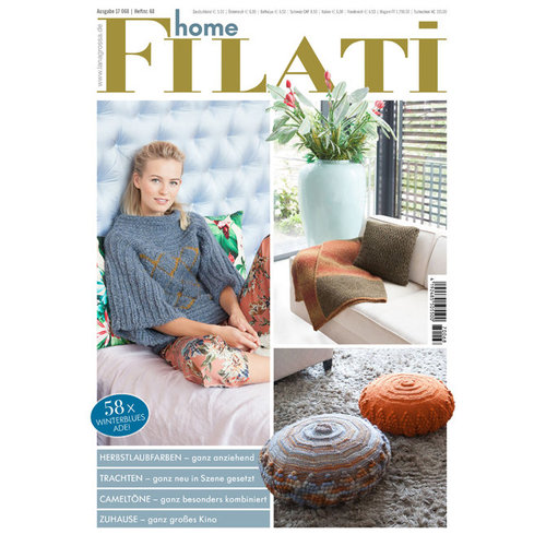 Lana Grossa Filati Home Issue 68 PDF -  ()