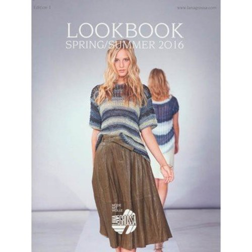 Lana Grossa Look Book Spring/Summer 2016 (Edition 3) -  ()