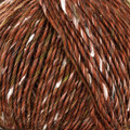 Lana Grossa Only Tweed - Red Brown/ Olive/ Natural/ Nougat/Dark Gray (105)