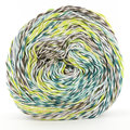 Lana Grossa Pappagallo - Blue/Lime/Olive/Grey (014)