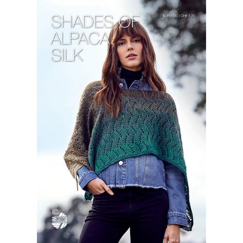 Lana Grossa Shades of Alpaca Silk (Free) PDF -  ()