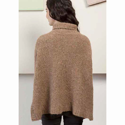 Lang 245-05 Cape Sweater PDF -  ()