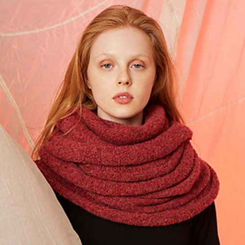 Lang 261-36 Double Loop Cowl PDF -  ()