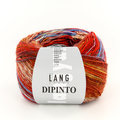 Lang Dipinto - Red, Sky Blue, White (062)