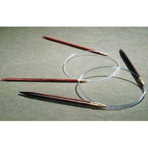 "Lantern Moon Destiny Rosewood 16"" Circular Needles -  ()"