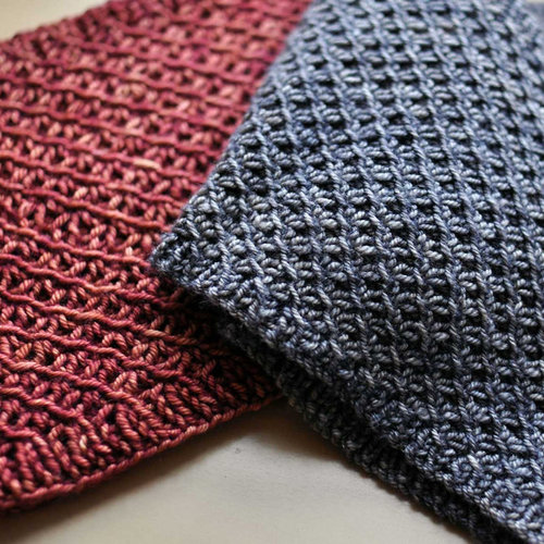 Laura Chau Cross Stitch Cowls PDF -  ()