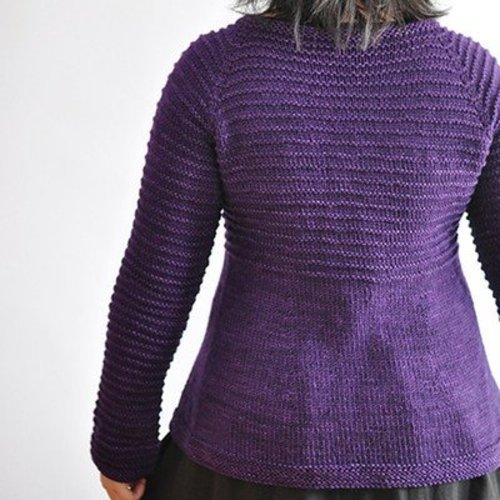 Laura Chau Escarpment Cardigan PDF -  ()