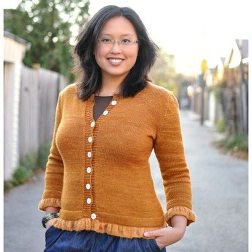 Laura Chau Fred+Ginger Cardigan -  ()