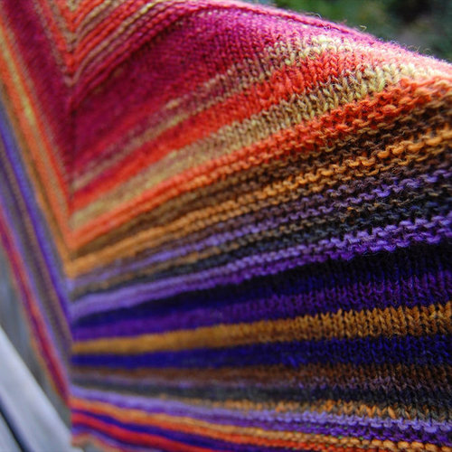 Laura Chau Simple Yet Effective Shawl PDF -  ()