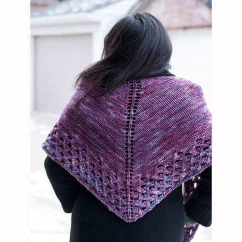 Laura Chau Winter Brunch Shawl PDF -  ()