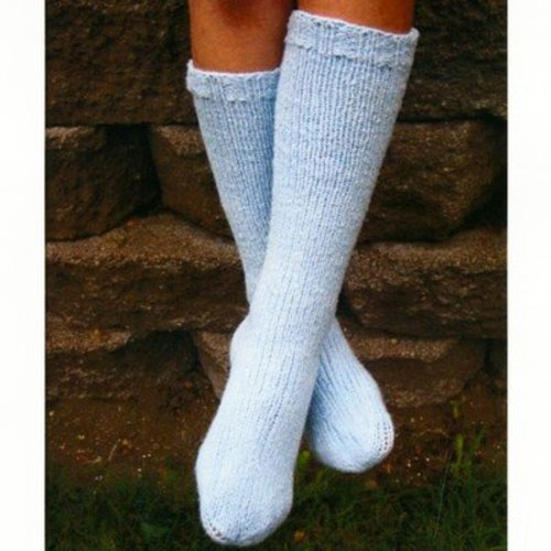 Lisa Ellis Designs A-11 Knee High Fixation Socks PDF -  ()