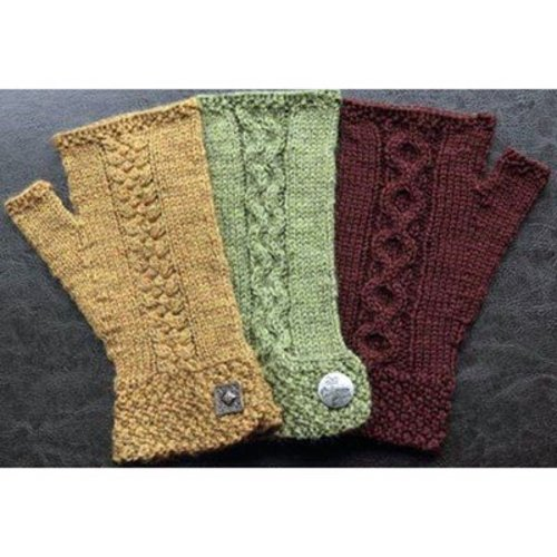 Lisa Ellis Designs Barista Mitts PDF -  ()