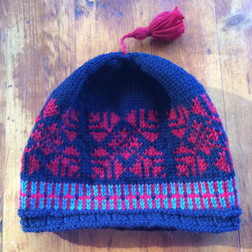 Lisa McFetridge Dream Weaver Ski Cap PDF -  ()