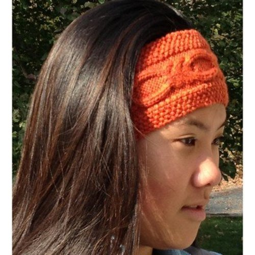 Lisa McFetridge Knotty Cabled Earwarmer PDF -  ()