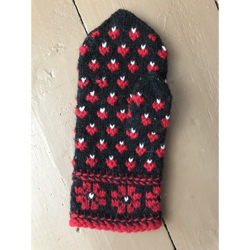 Lithuanian Colorwork Mittens* -  ()
