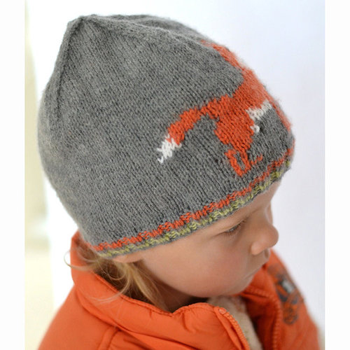 Little Pickle Knits Mr. Fox Hat PDF -  ()