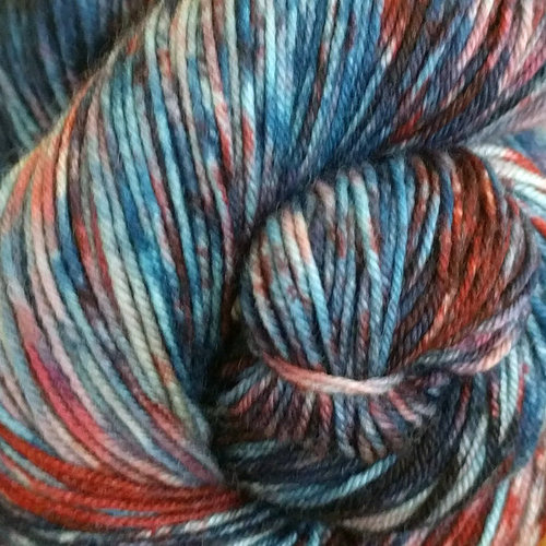 Lorna's Laces Shepherd Sock Limited Edition Color - #RogerThat (ROGER)
