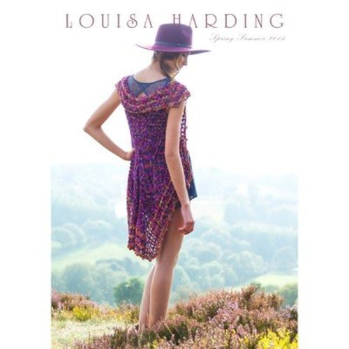 Louisa Harding Book 142 Anise -  ()