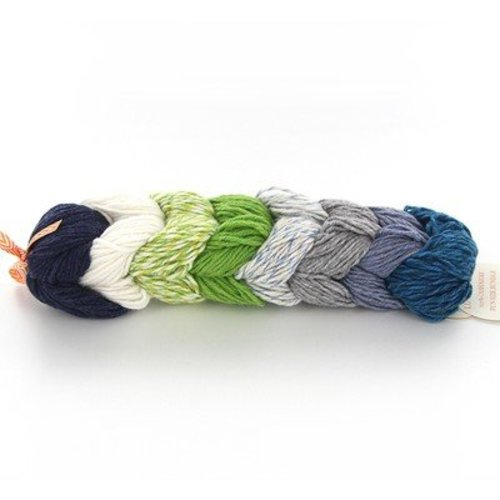 Lux Adorna Knits Fun Size Bundles DK - 12th Man (12THMAN)