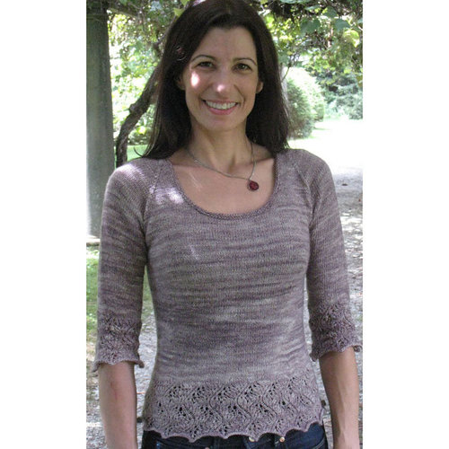 Lyrical Knits Elphaba Pullover PDF -  ()