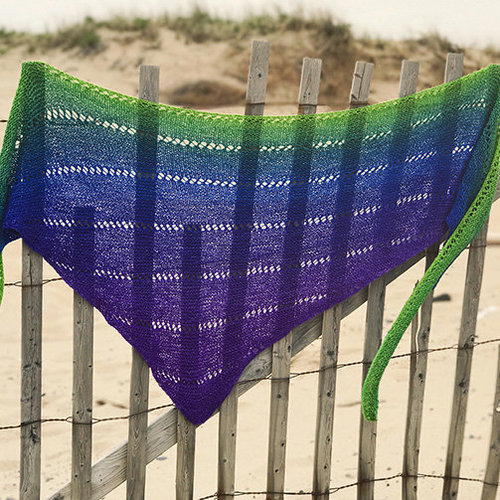 Lyrical Knits GBiV Shawl PDF -  ()