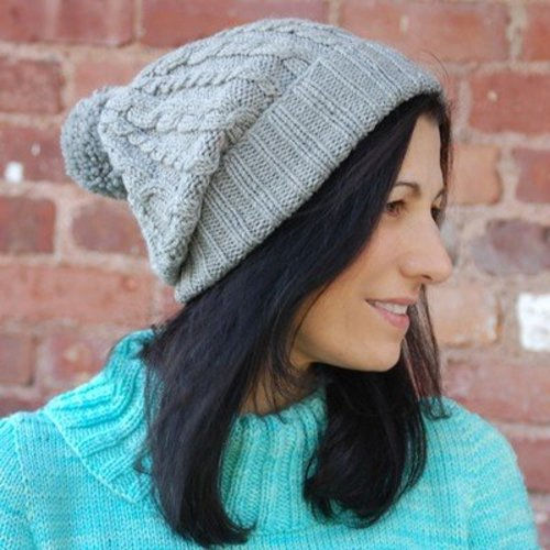 Lyrical Knits Hat Like A Wheel PDF -  ()