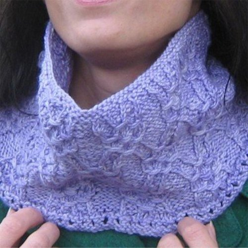 Lyrical Knits Posy Cowl PDF -  ()