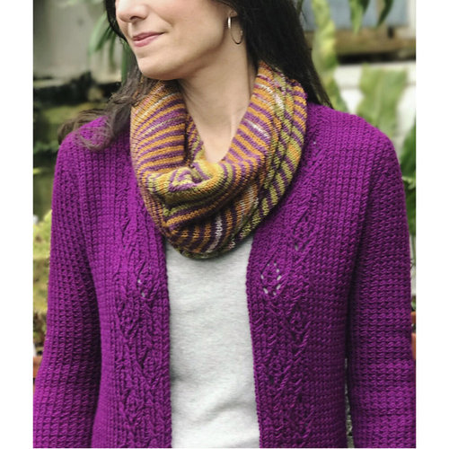 Lyrical Knits Rocket's Cardigan of the Galaxy PDF -  ()