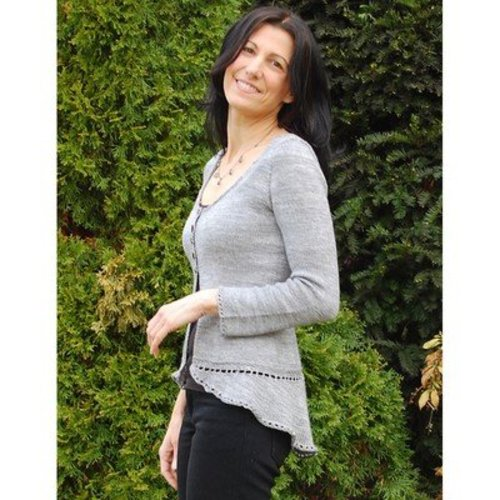 Lyrical Knits Sleepy Jean Cardigan PDF -  ()