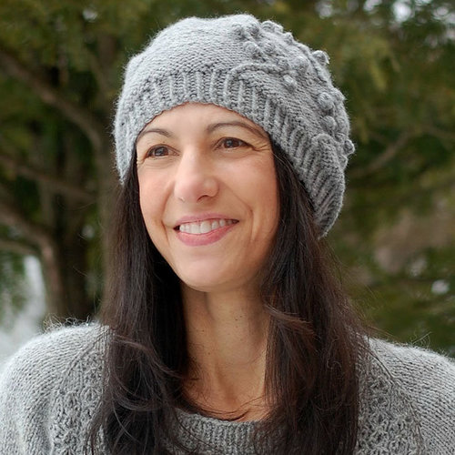 Lyrical Knits Twig and Berry Hat PDF -  ()