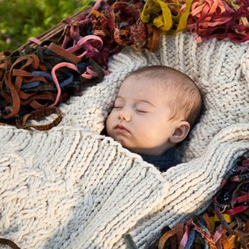 Mac & Me 106 Outer Baby Blanket PDF -  ()