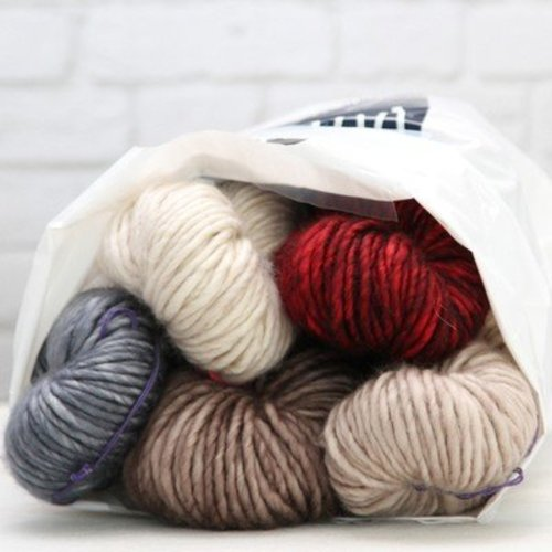 Madelinetosh A.S.A.P. 5-Skein Grab Bag -  ()