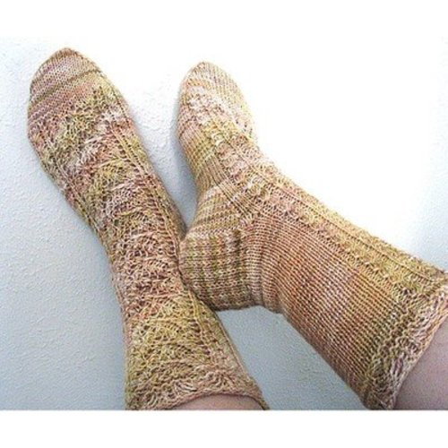 Madelinetosh Elves and Elms Socks PDF -  ()