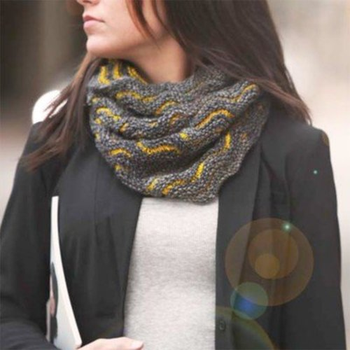 Madelinetosh Embers Cowl PDF -  ()