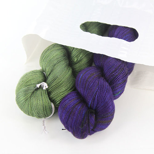 Madelinetosh Pure Silk Lace 2-Skein Grab Bag -  ()