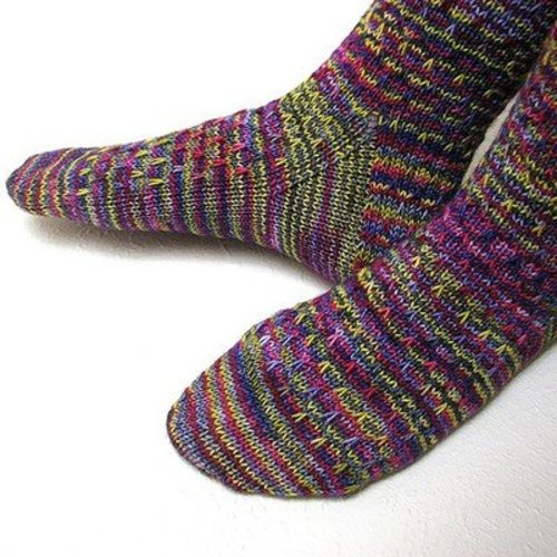 Madelinetosh Slippery Socks PDF -  ()