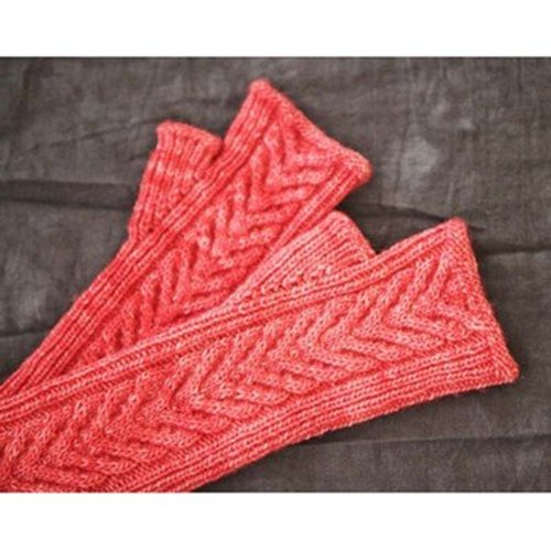 Madelinetosh Staghorn Mitts PDF -  ()
