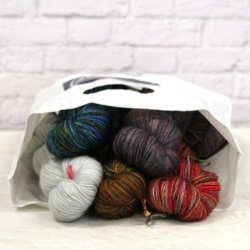 Madelinetosh Tosh Merino Light 5-Skein Grab Bag -  ()